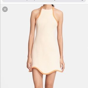 3.1 Philip Lim Cutaway Dress XS